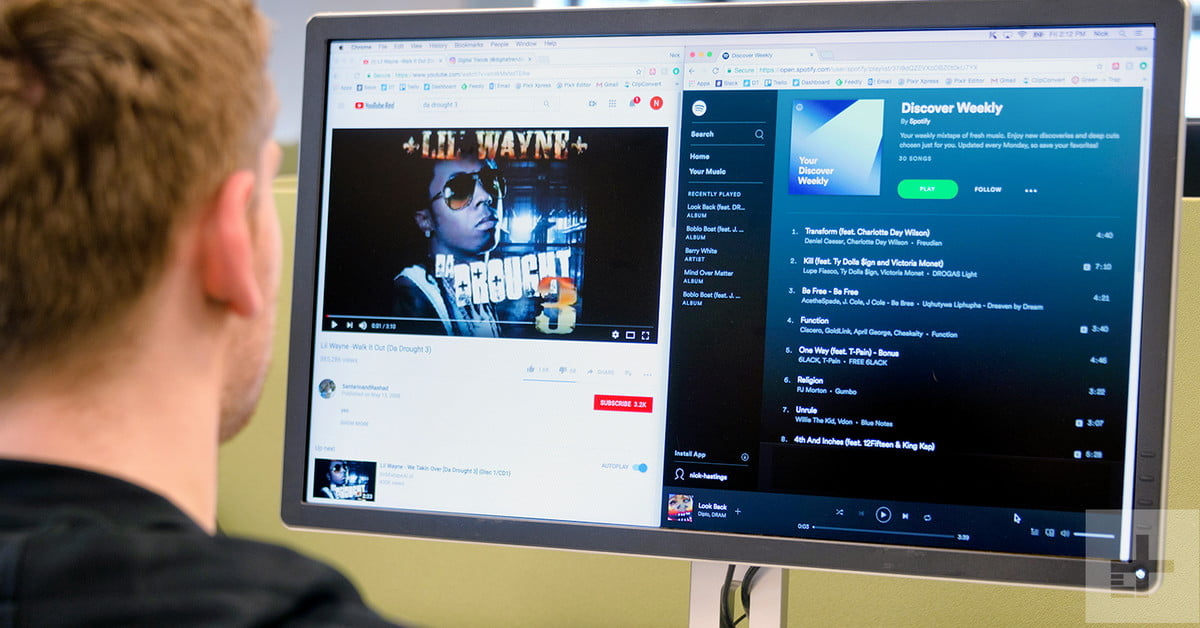 Mixtapes and Remixes: Why I Ditched Spotify for Youtube Red