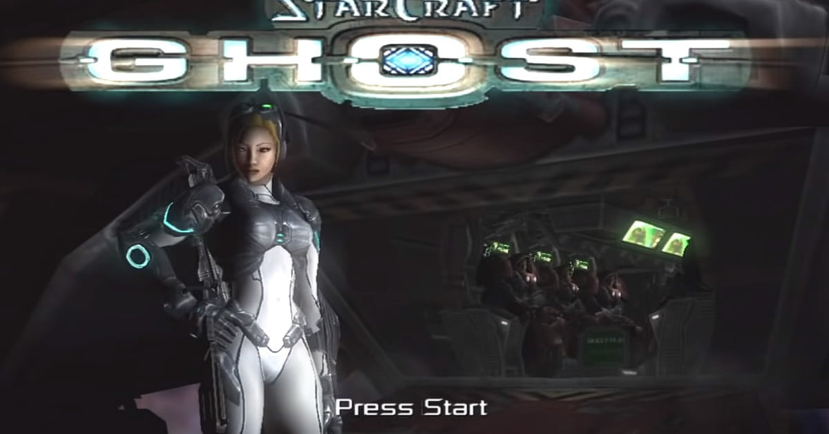 Playable Build for Canceled StarCraft: Ghost Leaks Online | Digital Trends