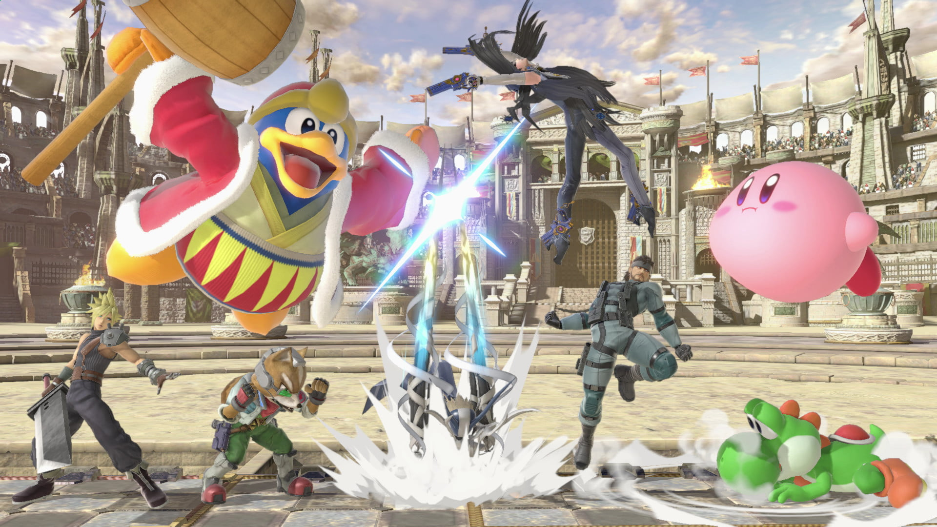 Super Smash Bros Ultimate Review A New Challenger That Can T Be