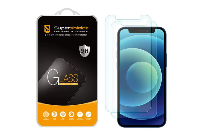 Supershieldz Tempered Glass Screen Protector for iPhone 12 Mini