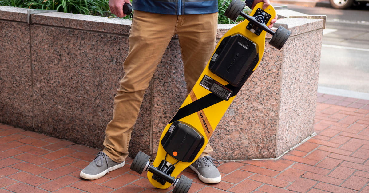 Swagtron NG-2 electric longboard review: Budget bomber
