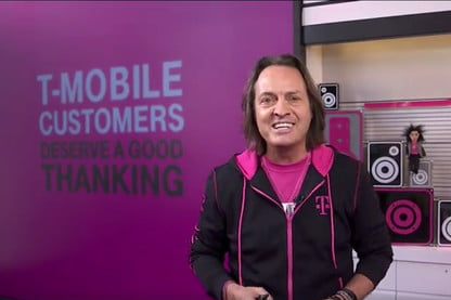 T-Mobile Offers Subscribers a Free Samsung Galaxy Phone