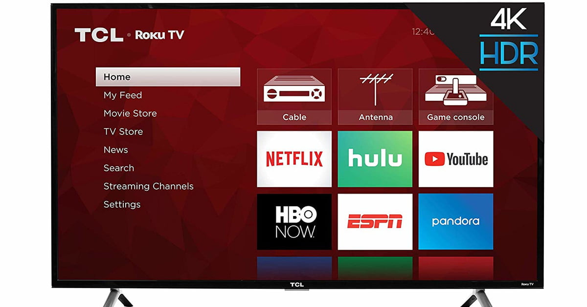 You'd Be Crazy To Miss This Incredible Deal On A 55-inch TCL