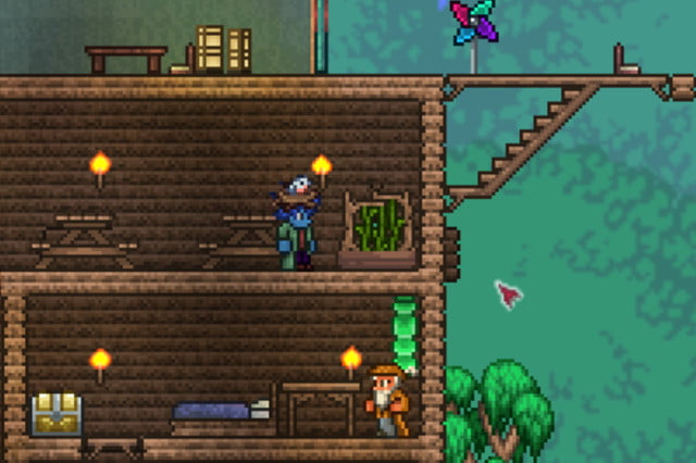 Terraria Living Loom Station