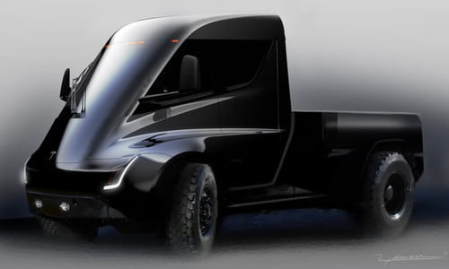 Tesla Pickup Truck | Sketch, Size, Details, Performance