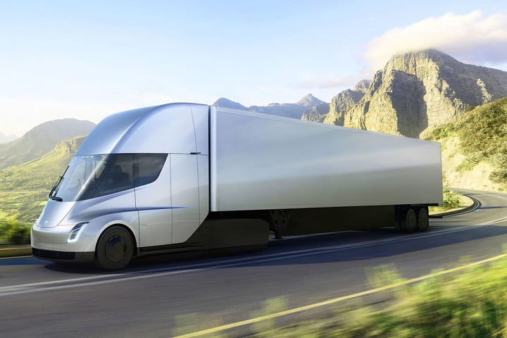 2020 tech trends for the decade tesla semi truck