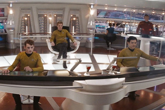 sci fi gadgets that are real the bridge of enterprise has a different kind scanner
