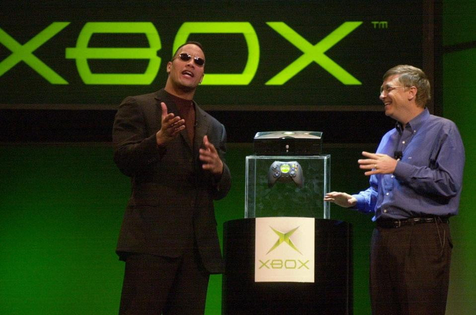 the history of the xbox 2001 consumer electronics show
