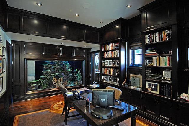 homes with their own shark tanks the point at carbon beach 12 copy