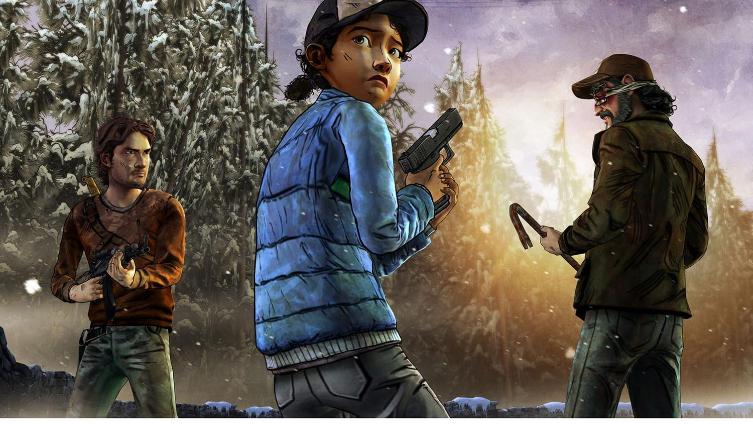 The Walking Dead Season Two Review Digital Trends