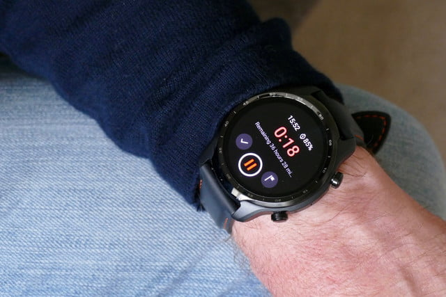 mobvoi ticwatch 3 pro review tracking