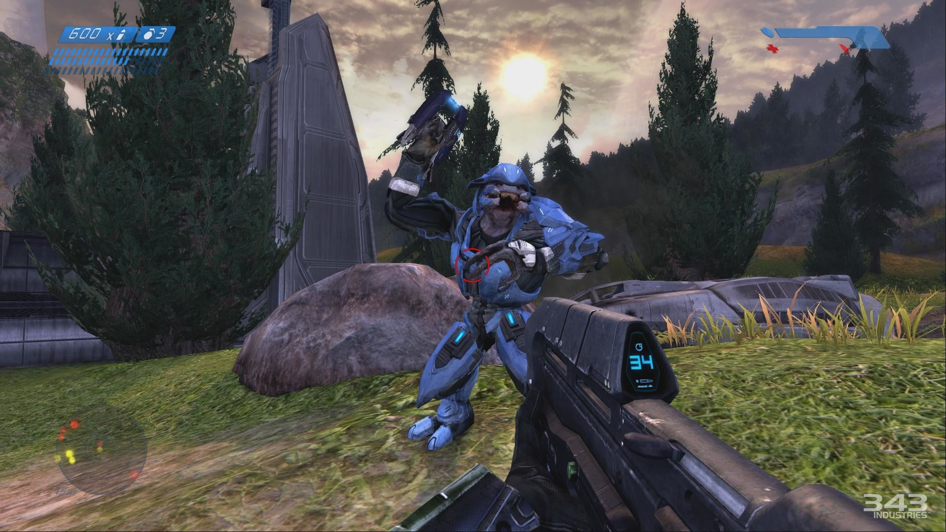 Halo The Master Chief Collection Review Digital Trends