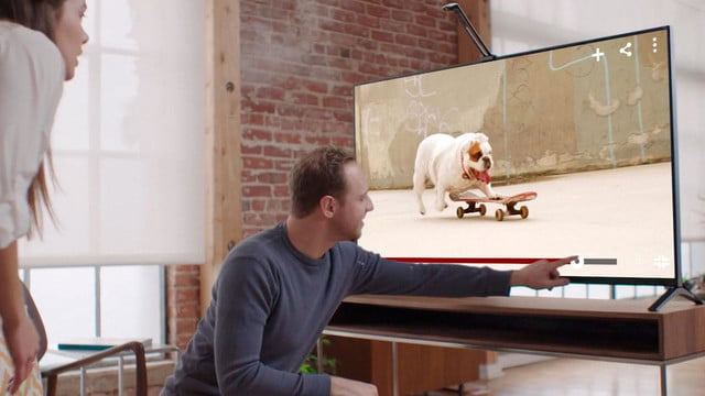touchjet wave any tv giant android touchscreen indiegogo 1