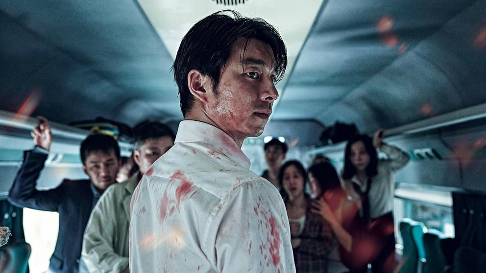 Train to Busan, best horror movies on Amazon Prime