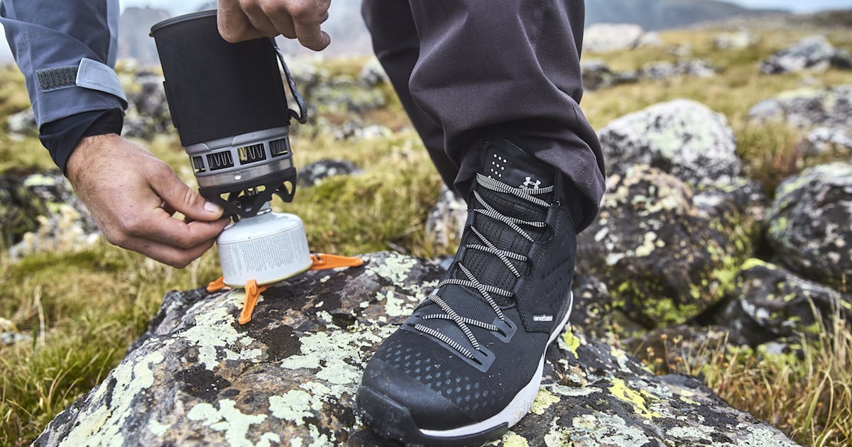 reputable site cd02c cba9b Under Armour's New Hiking Boots have the Soul of a ...