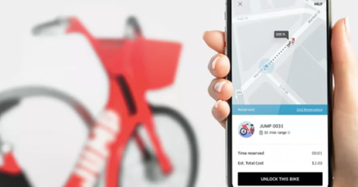 Uber Acquires Jump Bikes, the Ebike Startup | Digital Trends