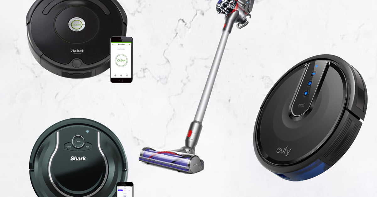 The Best Presidents' Day Vacuum Deals: Roomba, Dyson, and Bissell | Digital Trends