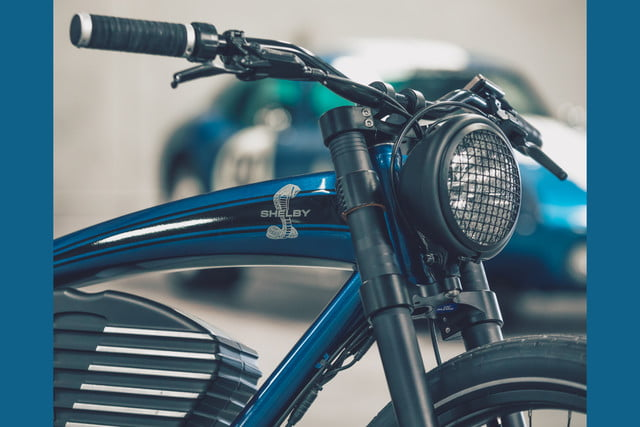 vintage electric shelby limited edition e bike for cobra fans 5