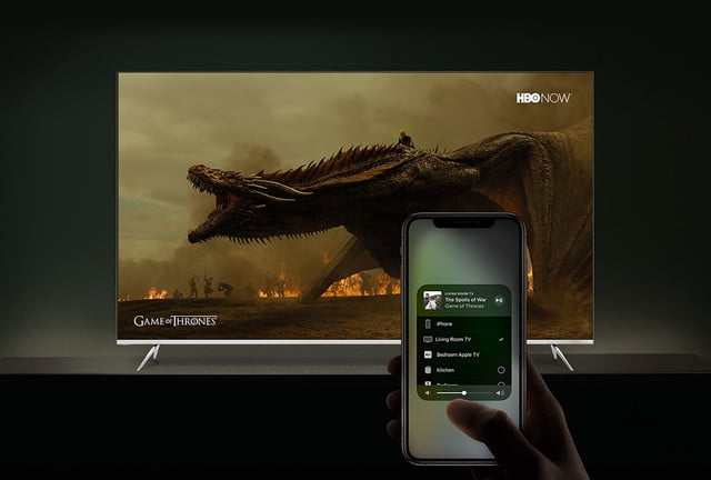 vizio airplay 2