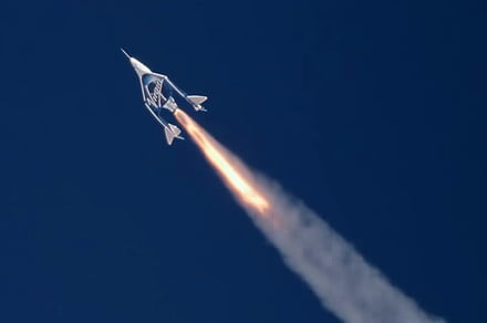 Virgin Galactic will conduct crewed test flight of SpaceShipTwo next month