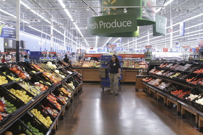 Walmart To Test Uber And Lyft Home Grocery Delivery