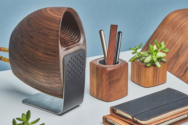 grovemade luxury speaker system announced walnut fullwidth 2