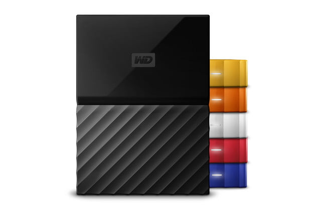 western digital releases redesigned portable hard drives wd mypassport stacked