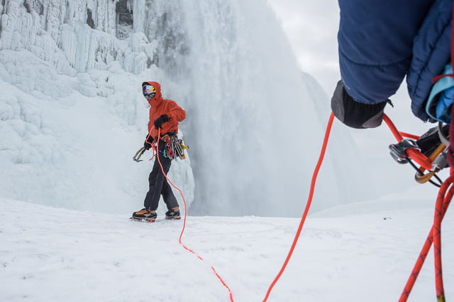 will gadd ice and mixed interview rope duo