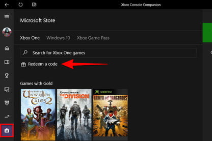 How To Redeem A Code On Your Xbox One Digital Trends