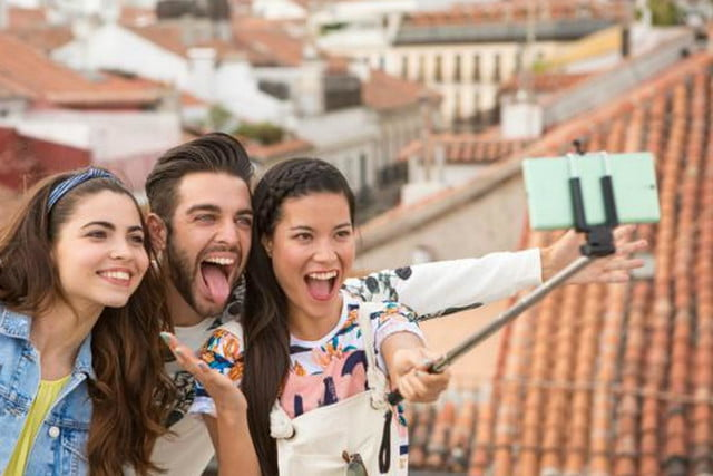 seflies more deadly than sharks 2015 xperia c5 ultra selfie stick