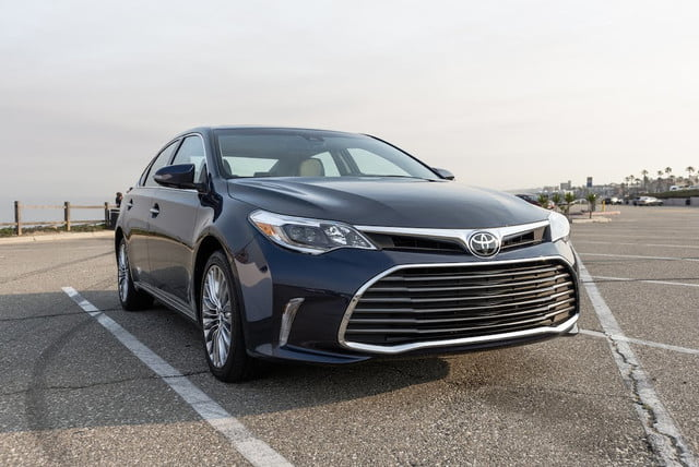 toyota avalon hibrido 2018 limited 02