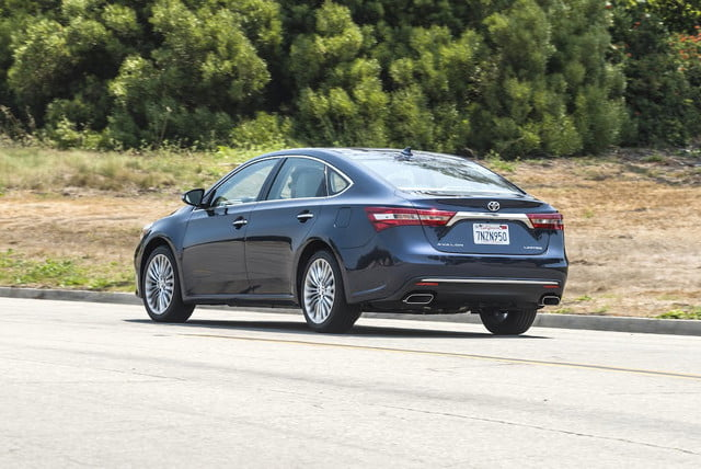 toyota avalon hibrido 2018 limited 14
