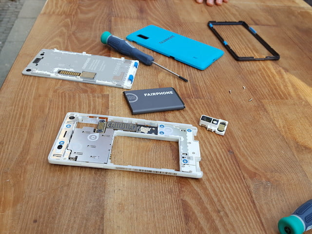 fairphone 2 modulos actualizables airphone ifa 2017 13
