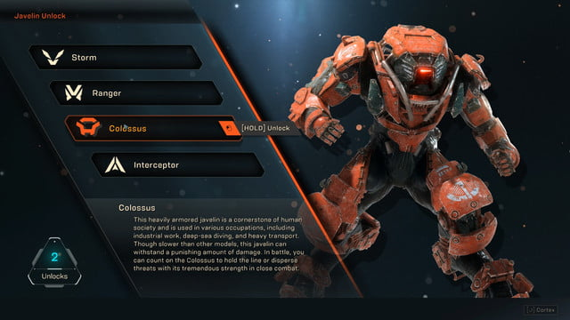 revision videojuego anthem bioware hands on preview 02