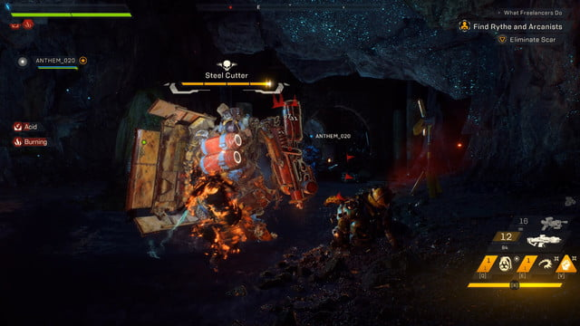 revision videojuego anthem bioware hands on preview 52