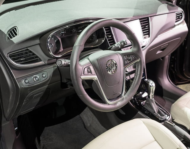 buick encore 2017 opinion unveils in new york