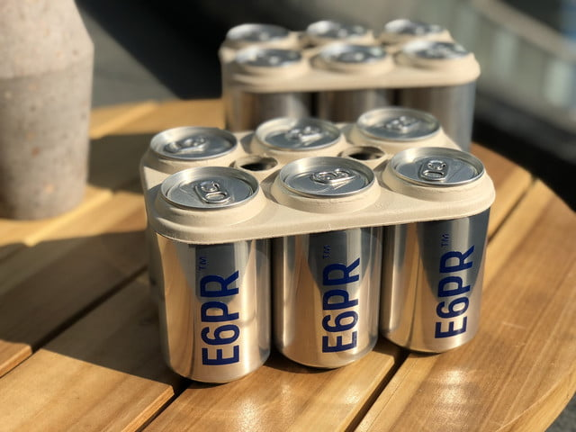 invento ecologico saltwater brewery six pack eco rings
