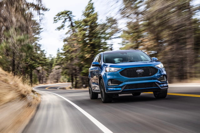 ford edge st crossover opinion 2019 2