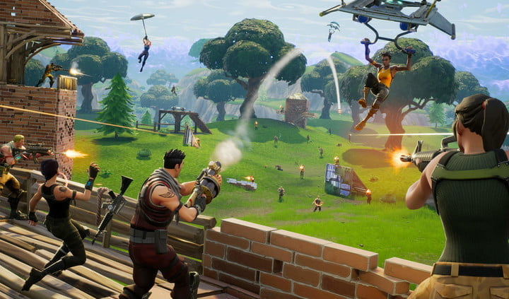 These are the best weapons in Fortnite