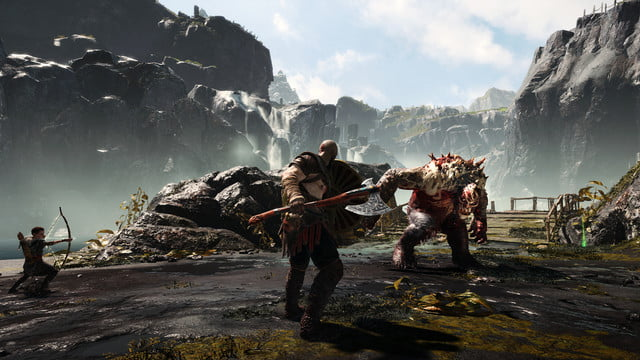 god of war revision gow screens review 08