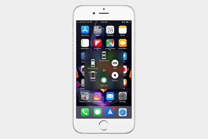 como hacer una captura de pantalla con el iphone ios 11 screenshot 7 1 720x720