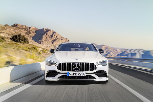 mercedes amg gt4 door coupe ginebra gt 4 ext 2