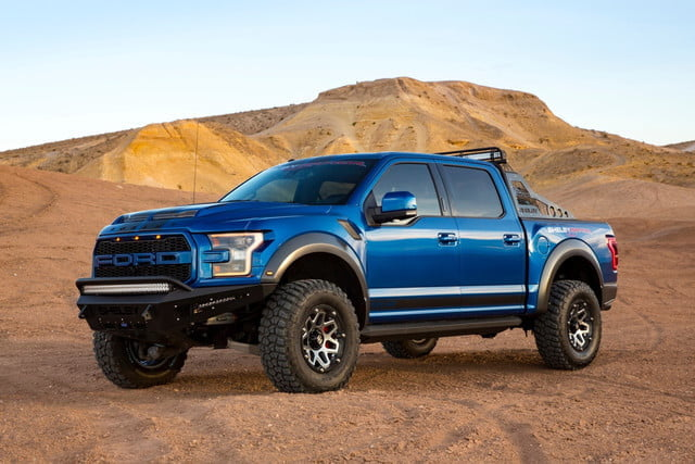 shelby raptor baja transformacion 2
