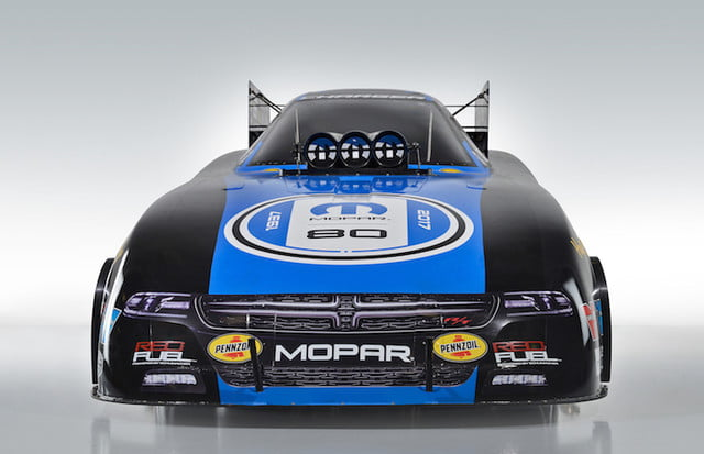 mopar 80 aniversario two time funny car champion matt hagan is helping wish the brand a happy 80th birthday  will carry speci