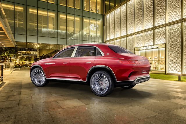 presentan vision mercedes maybach ultimate luxury ext 5