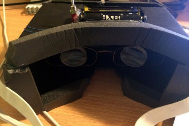 67ed36fda20d Who Needs Oculus Rift When You Can Build Your Own VR Headset ...