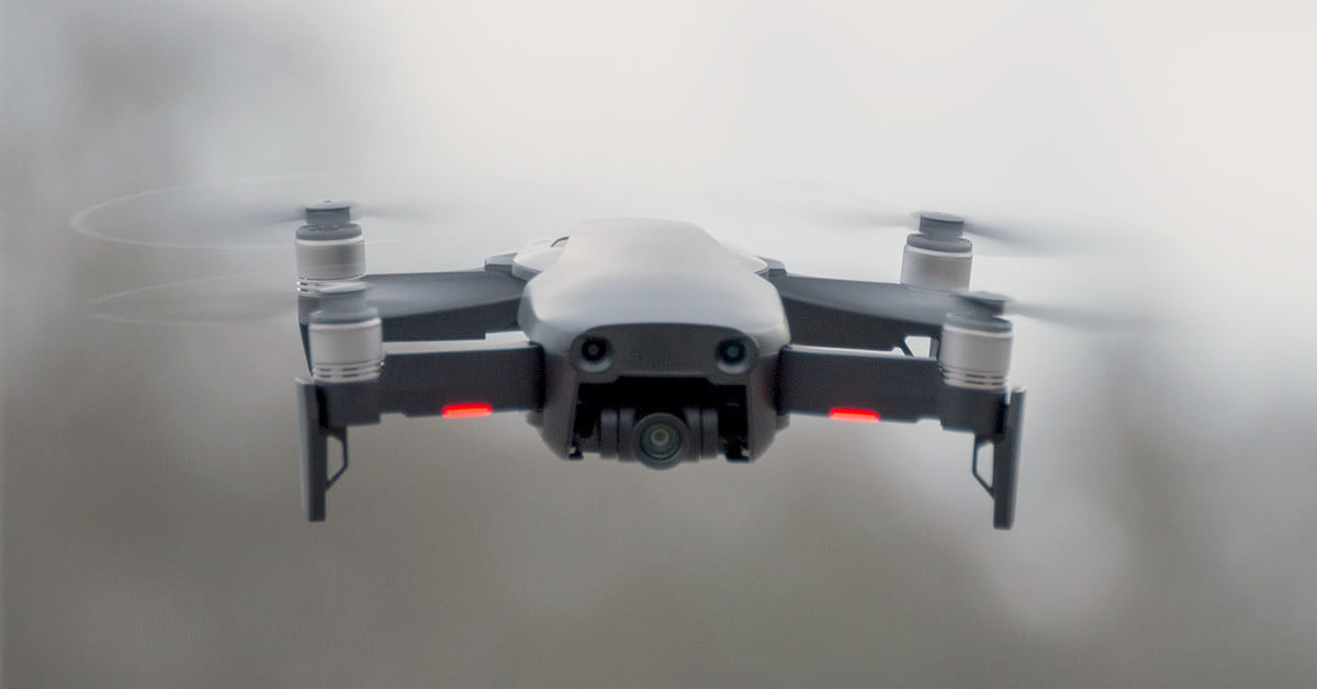 DJI Mavic Air Review DJIs Best Drone Yet