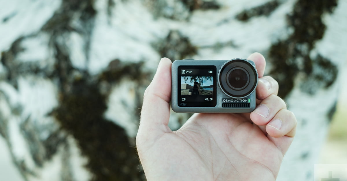 DJI Osmo Action hands-on review