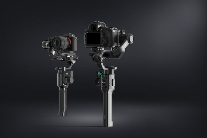 dji ronin s osmo mobile featured