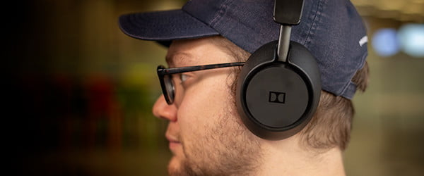 Dolby makes the most comfortable headphones ever, and that's only the start